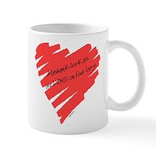 Alaskan Klee Kai Love on 4 Legs Mug