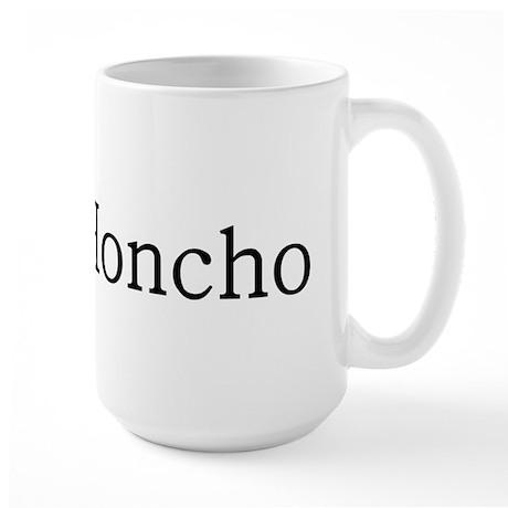 Head Honcho Large Mug