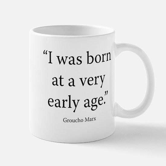 Groucho and Me Mugs