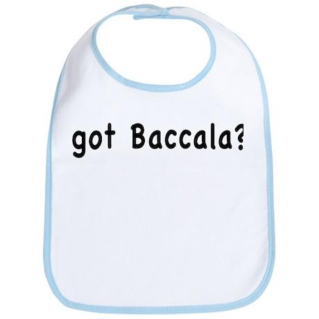 got baccala Bib