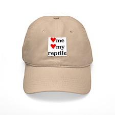 LOVE ME LOVE MY REPTILE Baseball Cap