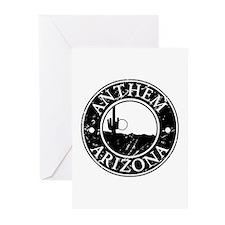 Anthem, AZ Greeting Cards (Pk of 10)