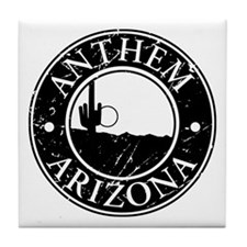 Anthem, AZ Tile Coaster