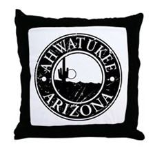 Ahwatukee, AZ Throw Pillow