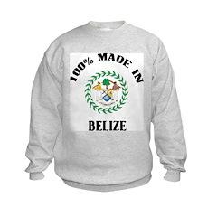 100% Made In Belize Sweatshirt