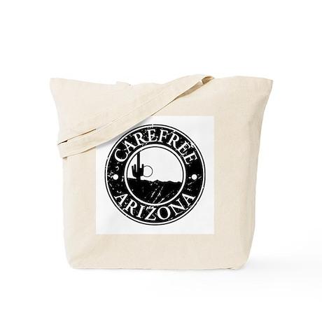 Carefree, AZ Tote Bag
