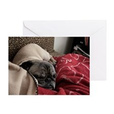 Pug Heart Valentine's Cards (Pk of 10)