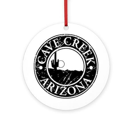 Cave Creek, AZ Ornament (Round)