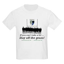 Take A Hit #1 Kids T-Shirt