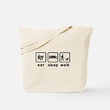 Belgian Groenendael Tote Bag
