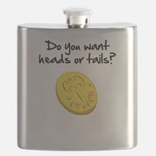 Heads or tails? Flask