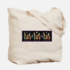 Blessed Be the Goddess Tote Bag