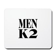 Men K2 Mousepad