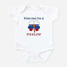 Pavlov Family Infant Bodysuit