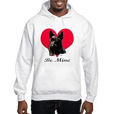 A Scotty Valentine Hoodie
