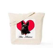 A Scotty Valentine Tote Bag