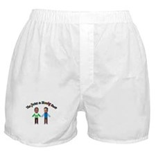 The Jute & Houly Boxer Shorts