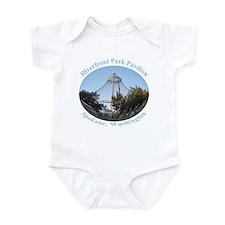 Spokane Riverfront Park Pavilion Infant Bodysuit