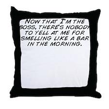 Cute Yell Throw Pillow