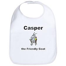 Cute Funny goat Bib