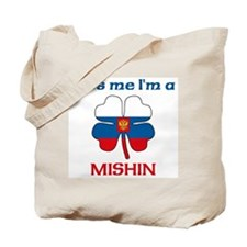 Mishin Family Tote Bag
