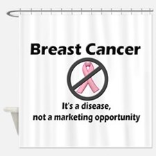 Breast Cancer - Not a Marketing Opportunity! Showe