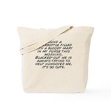 Cute Found Tote Bag