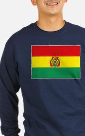 Bolivia flag T