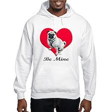 My Puggy Valentine Hoodie