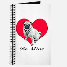 My Puggy Valentine Journal
