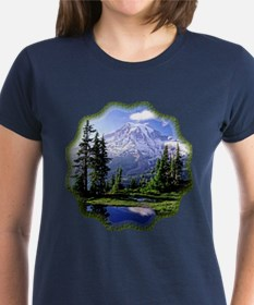 Mt Raineer National Park Tee