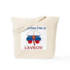 Lavrov Family Tote Bag