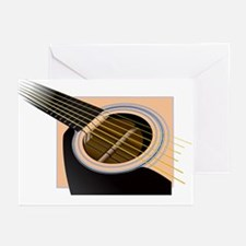 Accoustic Greeting Cards (Pk of 10)