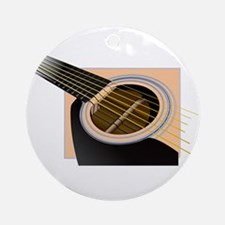 Accoustic Ornament (Round)
