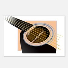 Accoustic Postcards (Package of 8)