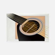 Accoustic Rectangle Magnet