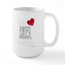 We Heart George Mug