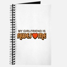 My Girlfriend is Awesome Journal