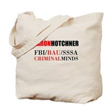 Aaron Hotchner Tote Bag