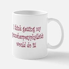 Gonnaherpesyphyllaids Mug
