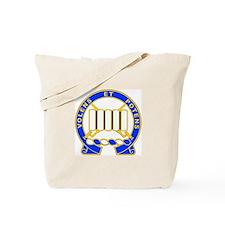 """7th Infantry Regiment """"Cottonbaler"""" Tote"""