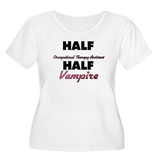 Half Occupational Therapy Assistant Half Vampire P