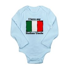 I Love My Italian Uncle Body Suit