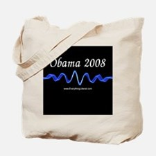 Obama_Wave Tote Bag