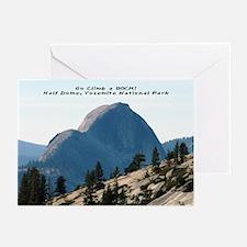 Half Dome, Yosemite Greeting Cards (Pk of 10)