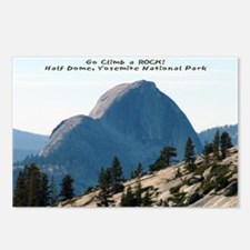 Half Dome, Yosemite Postcards (Package of 8)