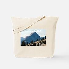 Half Dome, Yosemite Tote Bag