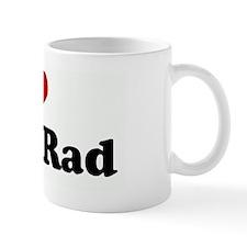 I Love Being Rad Mug