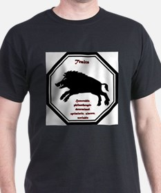 Year of the Boar - Traits T-Shirt