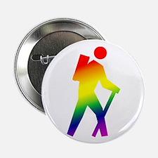 Hiker Pride Button